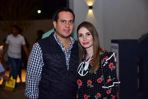 Esteban y Karla