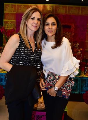 Gisela Fernandez y Silvia Lopez