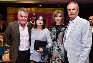 Othon, Maribel, Cristina y Jose Ramon