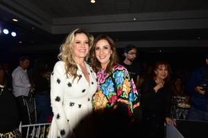 Rebeca de Alba y Astrid Casale