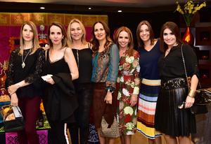 Vanessa, Maripily, Liliana, Lucia, Ale, Marcela y Ale
