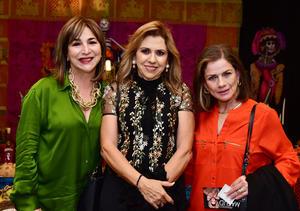 Yolis, Olga y Reyna