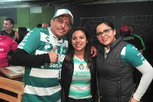 Ruben, Liz y Karlita