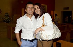 Juan Pablo Rodriguez y Karla de Rodriguez