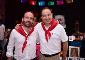 Carlos y Gerardo