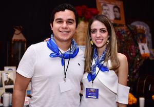 Cesar y Ana Isabel