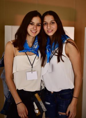 Isabel y Mariana