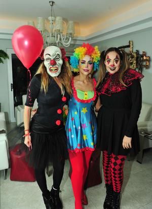 Anahi, Cynthia y Priscila