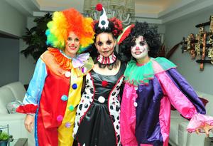 Anilu, Lizy y Lupita