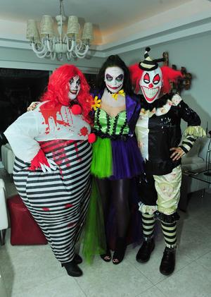 Marce, Susie y Vanessa
