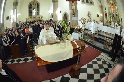 El obispo llegó a Gómez Palacio en marzo de 2016 tras la designación por el papa Francisco.