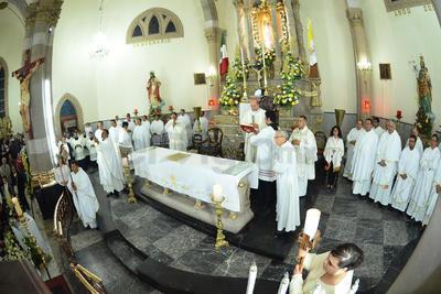 Monseñor José Fortunato presentó complicaciones en su salud.