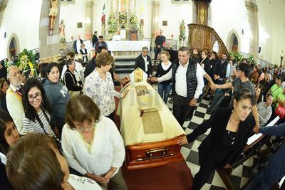 El obispo falleció a los 50 años de edad.