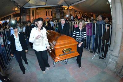 Ya era esperado por un gran número de fieles, así como por los sacerdotes que integran la Diócesis de Gómez Palacio.