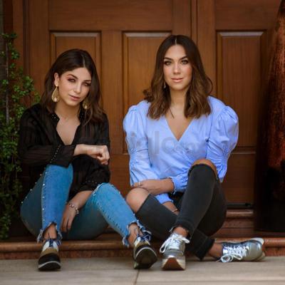Rostros | Portada Regina y Valeria