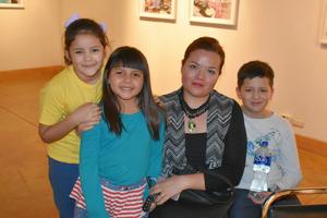10112018 Victoria Isabel, María Valentina, Alba y Daniel.
