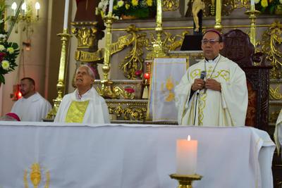 Se celebró una misa exequial en la Catedral de Guadalupe.