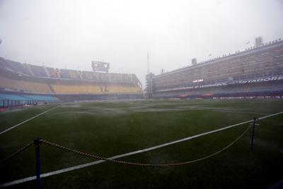 La Bombonera no latió en el día programado de la gran final del Superclásico argentino y la final continental de la Copa Libertadores.