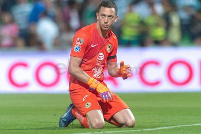 Agustín Marchesín detuvo varias oportunidades de gol.
