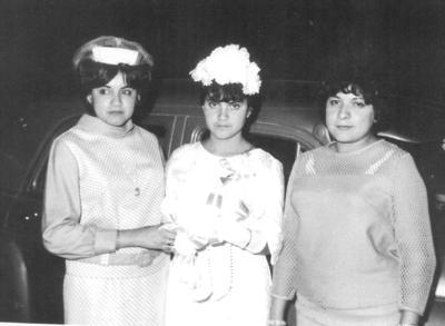 11112018 Ma. Elena Rocha, Blanca y Tomasa Rocha.