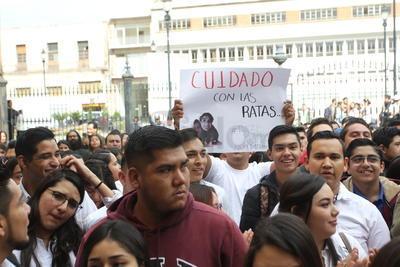 Francisca Elizabeth Luna, señaló que todavía no se tiene respuesta de la Fiscalía.