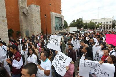 Presuntamente fue violentado por el líder de la Federación de Estudiantes Universitarios de Durango (FEUD), Fabián García Arrieta.
