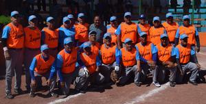 14112018 Equipo de Decanos, segundo lugar en su categoría.