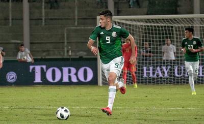 México volverá a medirse ante Argentina el 20 de noviembre.