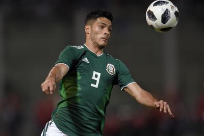 México cae frente a Argentina en primer amistoso