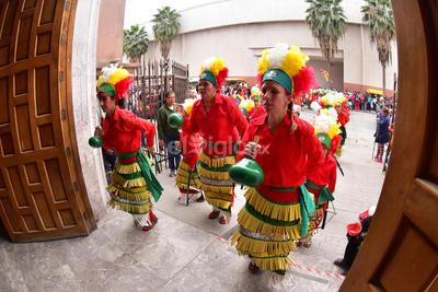 En este año, dijo el sacerdote, se pide especialmente por los jóvenes, los desaparecidos y por el cambio de Administración Federal que se dará este 1 de diciembre en México.
