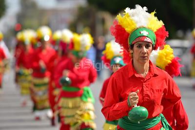 Con la bendición de más de un centenar de grupos de danzantes, inicia de manera formal la temporada de peregrinaciones a la Virgen de Guadalupe en Torreón, en su 487 aniversario de su aparición a San Juan Diego en el cerro del Tepeyac.