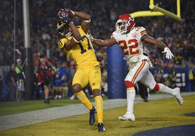 Rams vencen a los Chiefs