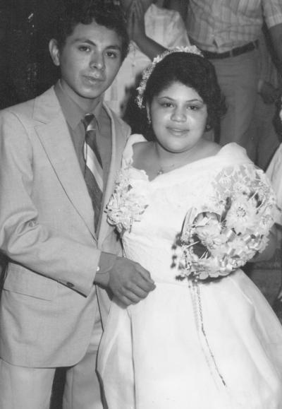 18112018 José Ángel y Ma. Isabel Trejo Velázquez el 19 de noviembre de 1983.
