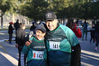 Bruno González y Pepe Chuy.