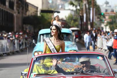 Conmemora Durango aniversario de la Revolución Mexicana