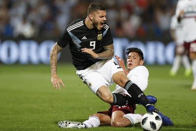 México cierra el 2018 con derrota ante Argentina