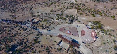 """El corredor paleontológico cuenta con un recorrido de 1.8 kilómetros, con siete """"ventanas"""" paleontológicas o canteras."""