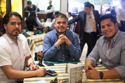 22112018 Enrique, Salvador y Jorge.
