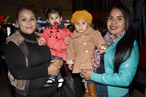 22112018 Ximena, Mayra, Bere y Mayra.