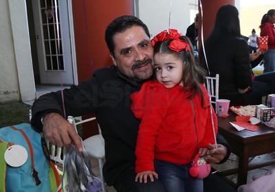 Eduardo Almaraz y Luciana Almaraz Herrera.