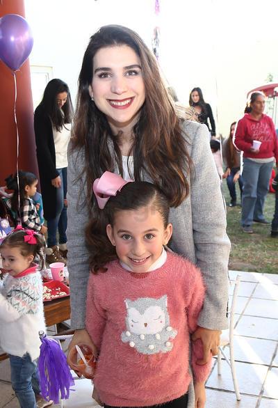 Loris y Eugenia.