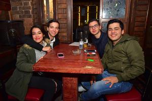23112018 Natalia, Eduardo, Patricio y Polo.