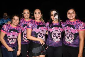 23112018 Griselda, Lily, Mara, Aracely y Claudia.