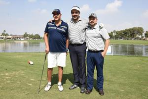 Ernesto, Antonio y Jose