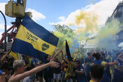 Violencia obliga a suspender final de Copa Libertadores