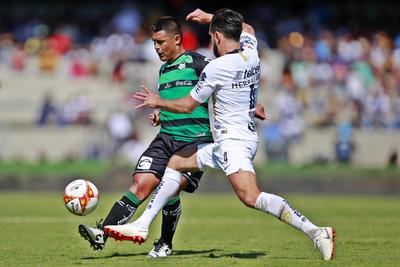 Martínez fue de los más insistentes en cuanto a jugadas de peligro.