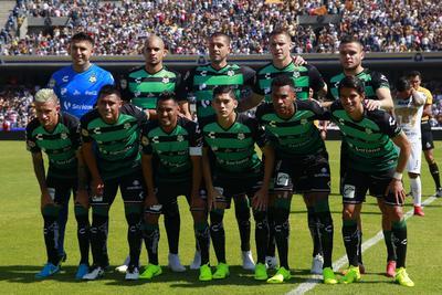 Así lució el equipo que Salvador Reyes Jr. mandó para enfrentar a los Pumas de la UNAM.
