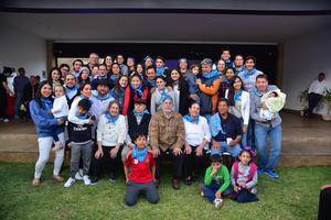25112018 REUNIóN FAMILIAR.  Familia Quintana Neyra en su convención anual.