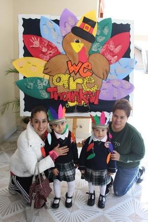 25112018 Celebran Acción de Gracias