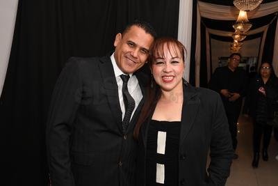 Lic. Raúl Aguirre y Carmen Solís.